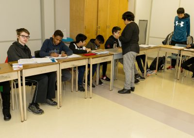 English writing classes for children